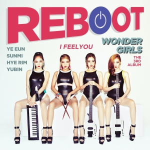 WonderGirls - Reboot