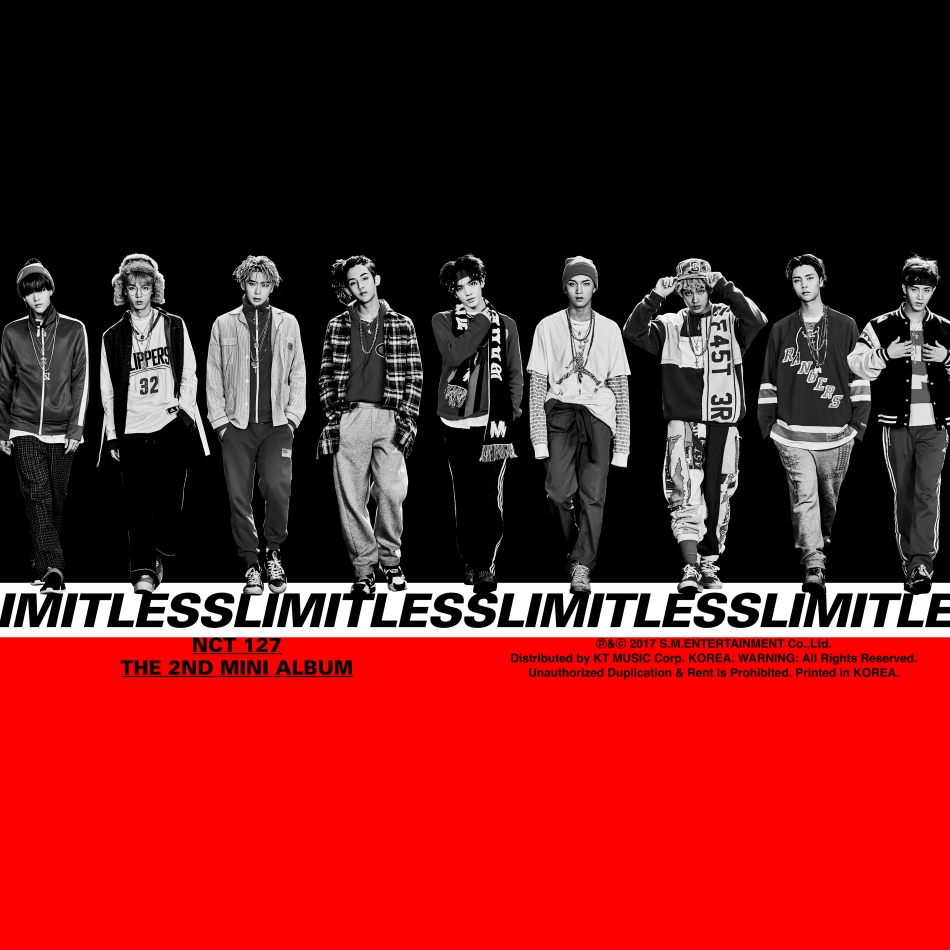 Limitless - The 2nd Mini Album