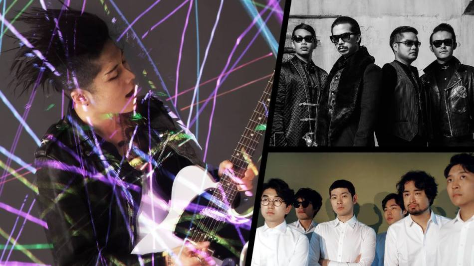 Concert Review Kiha The Faces Slot Machine And Miyavi Tear